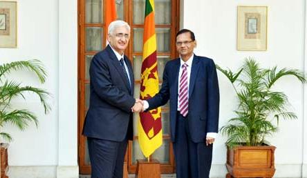 India-Srilankajoint_commission