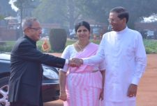President_of_India_welcomes_President_of_SL